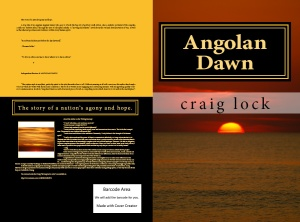Angolan Dawn (createspace)