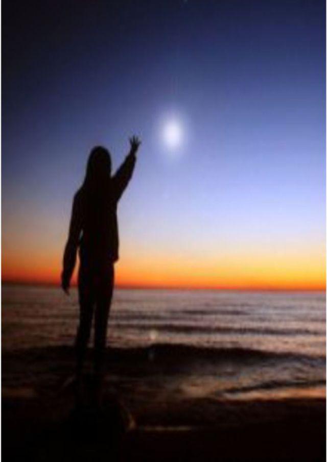 Jesus HORizon REach for the stars